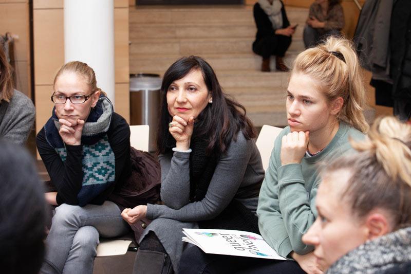 Orientierung für neue Schüler*innen an Berufsschulen